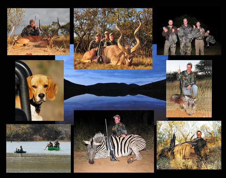 Hunting Trip South Africa-2008-JoBerg