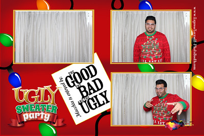 Macchia Ugly Sweater Party 2017