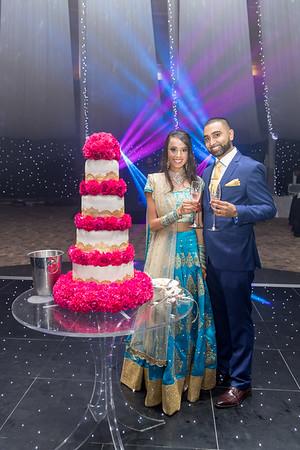 Priyan & Ashweena Reception