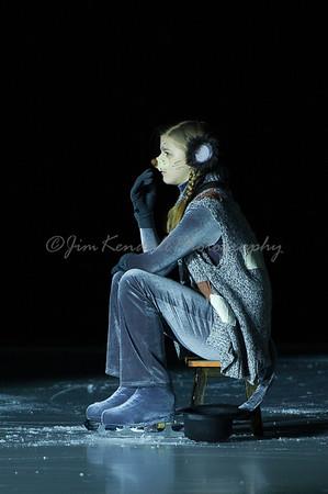 Ava's Dress Rehearsal