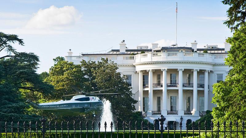 Obama says Hi. (c) Vikas Patel. All Rights Reserved.