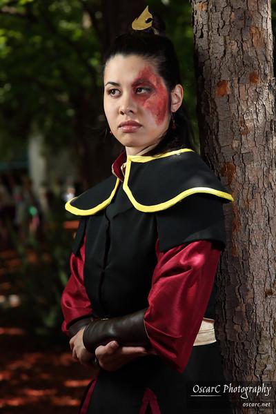 Prince Zuko (Vasher) from Avatar: The Last Airbender