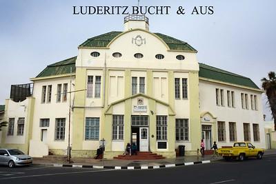 LUDERITZBUCHT & AUS