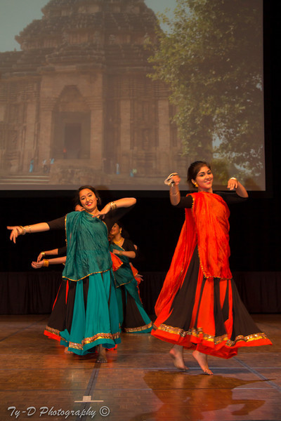 Indian Performance - Teens