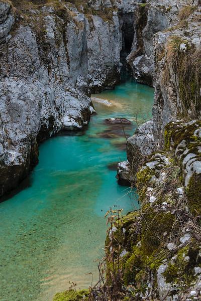 Socca River , Slovenia