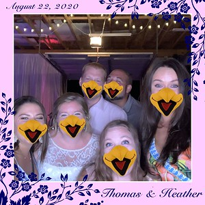 Thomas & Heather - August 22, 2020