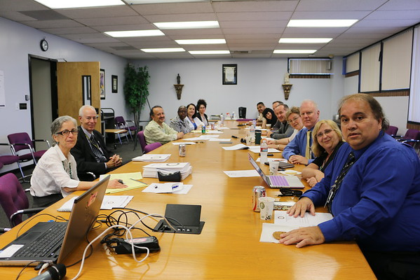 COSH Planning Meeting 6-18-2015