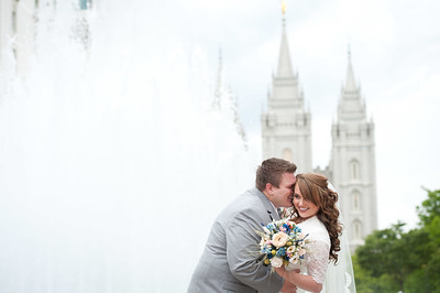 Ty+Ambria {first look & formals}