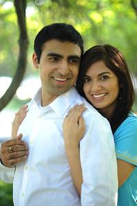 Ashish & Shana