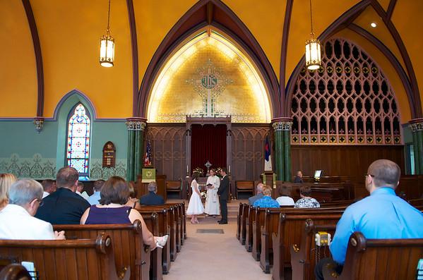 Marjorie & Shawn (Ceremony)