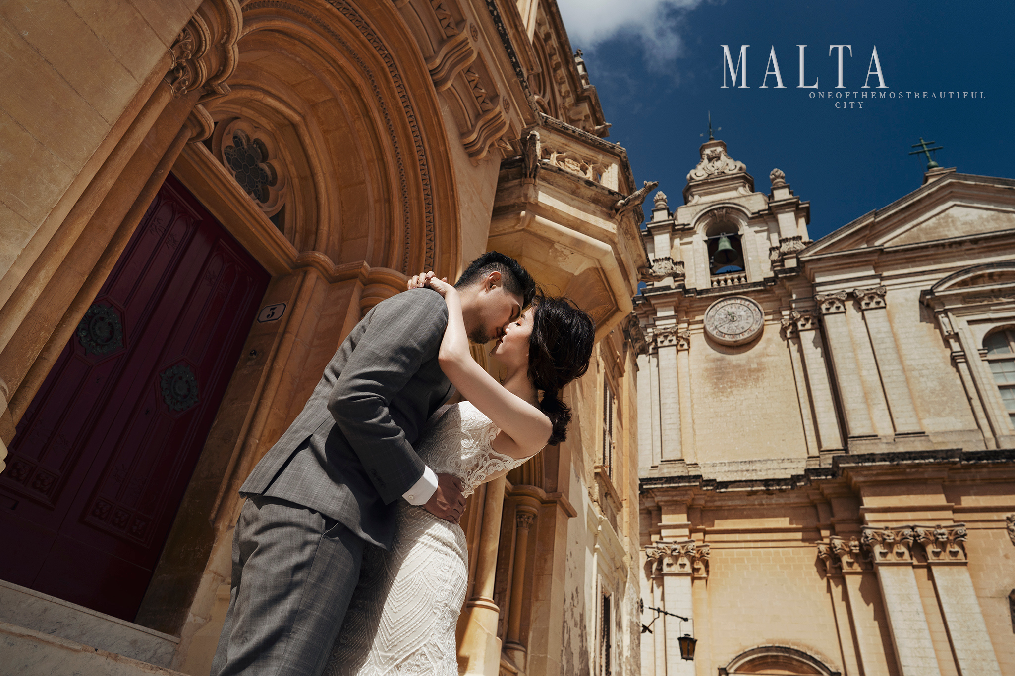 Donfer, 海外婚紗, World tour, 東法, EASTERN WEDDING, 世界旅拍, Malta, 馬爾他, 馬爾他婚紗