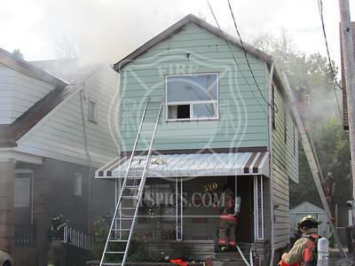 October 8, 2014 - 2nd Alarm - 320 Westlake Ave.