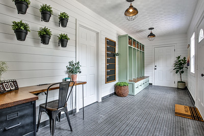 Mud Room Renovation