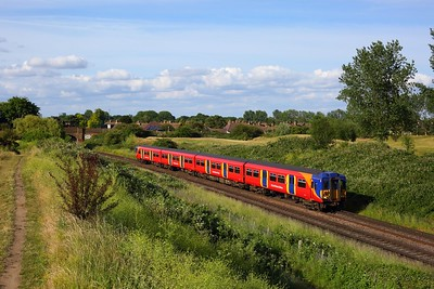 Shepperton branch line - Fulwell to Shepperton