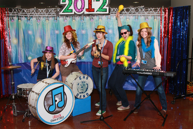 EHS Senior Party 2012