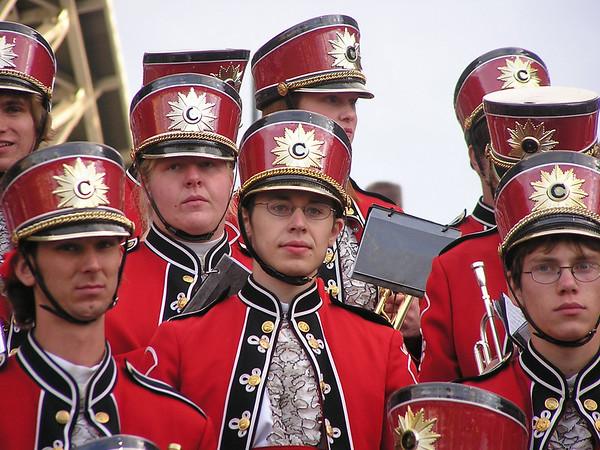 CWU Band, Oct 20, 2007