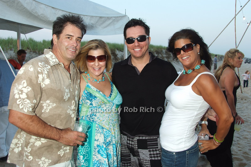 Peter Foster, Veronica Taylor, Joseph McIntyre, Michelle DeBerry photo by Rob Rich © 2008 516-676-3939 robwayne1@aol.com