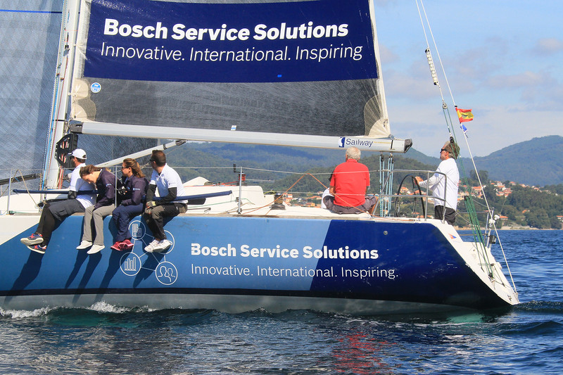 Bosch Service Solutions Innovative. International. Inspiring (Sailway Bosch Service Solutions Innovative. International. Inspiring. m
