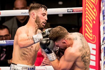 Ryan Kelly vs Kelcie Ball - Midlands Area Super-Welterweight Championship
