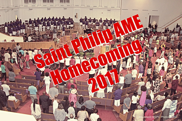 SPC Homecoming & Hour of Power 2017