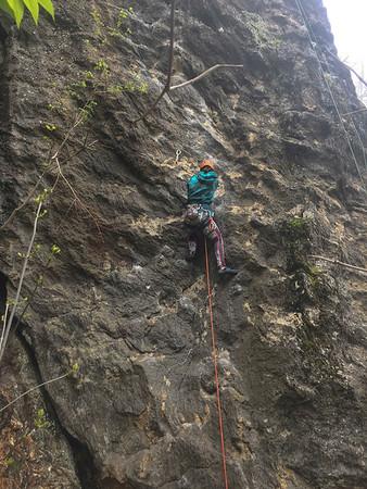 Rock Climbing | May