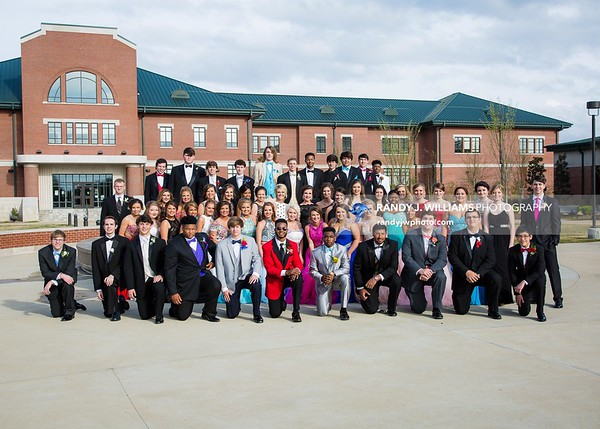 Booneville High's Prom 2016