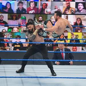 Roman Reigns - Digitals / Smackdown Live April 30, 2021