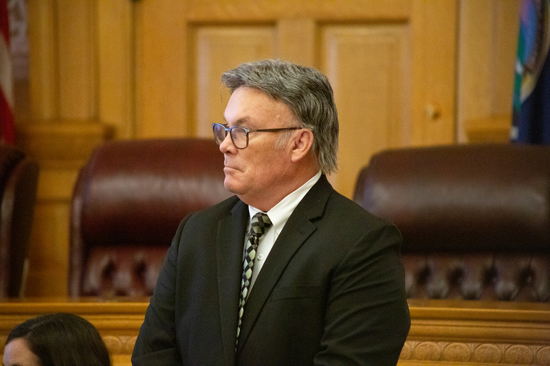 Representative-elect Mike Amyx