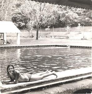 Dundo -na piscina