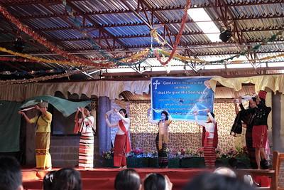 Catholic Christmas in Kawthaung