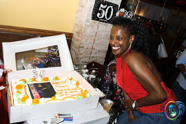 JULY 3RD, 2019: RAMONA'S 50TH BIRTHDAY BASH/ PRE 4TH OF JULY CLASSIC SUMMER THROWBACK PARTY @ WEI'AS LOUNGE