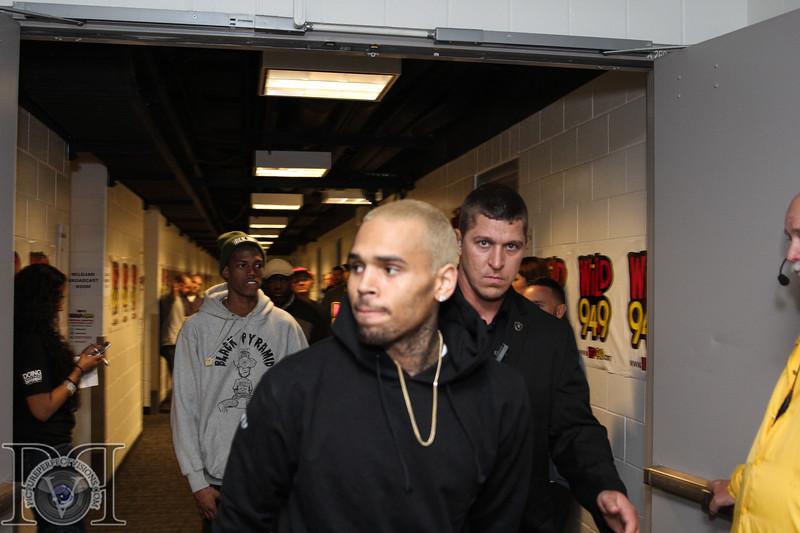 Wild Jam 2013 Nessa, Chris Brown, John Hart, Trey Songs Wild 949 476.jpg