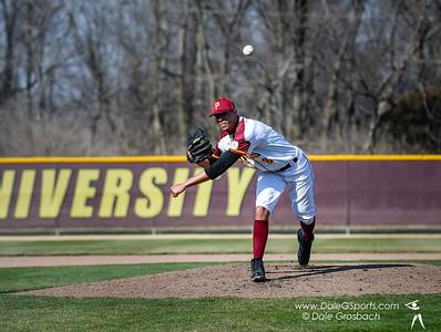 Park Univ. Baseball vs. Harris-Stowe St Univ.