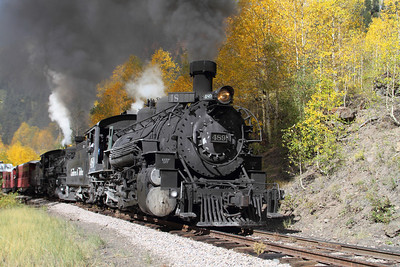 C&TS -  Cumbres and Toltec Railroad