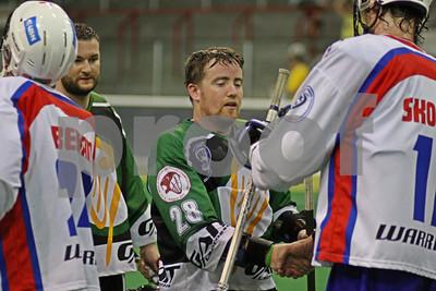 5/24/2011 - Ireland vs Czech Republic - Eden Arena, Prague, Czech Republic
