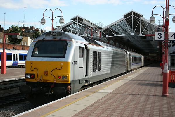 Class 67's