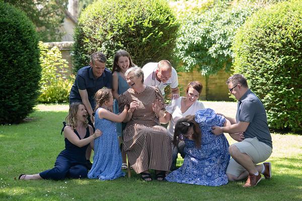 The Boneham Family