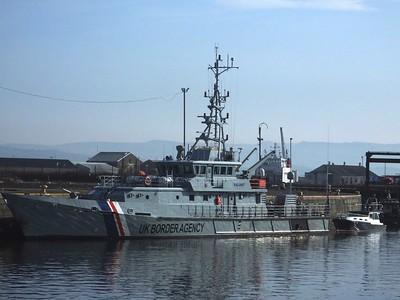 Govt Agency Ships 1