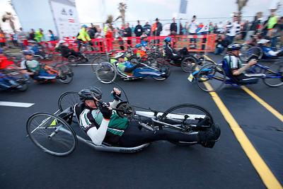 מרתון ג'ילט תל אביב 2012