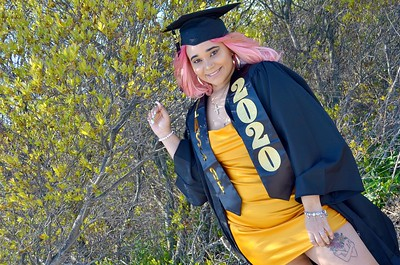 Joselyn Graduation 2020