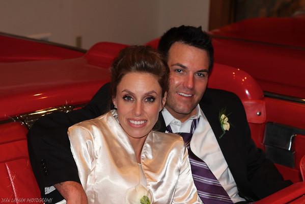 Laura & Brett