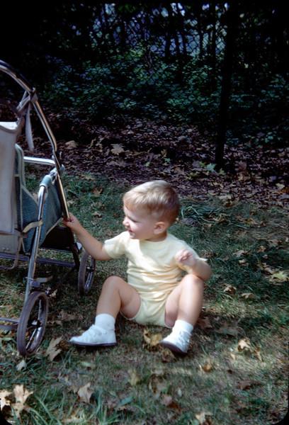 richard and stroller on grass.jpg