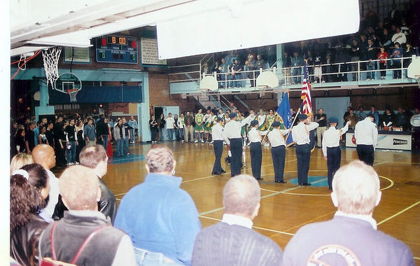 Wichita East High Basketball Champions 1951-2002