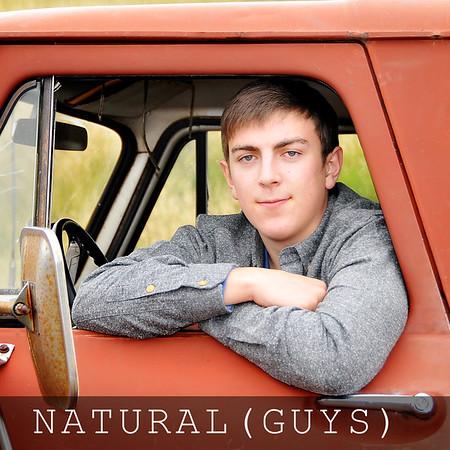 Senior Guys (Natural)