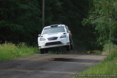 15.07.2006 - Rally Finland Testday - Mikko Hirvonen