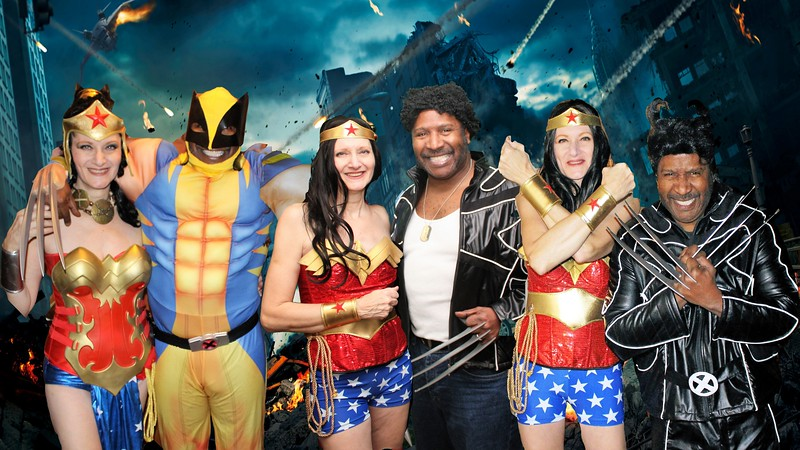 20141115 Team Zebra Masqurade IX- ZEBRA-CON _IMG- Wonder Woman & Broverine x3e.jpg
