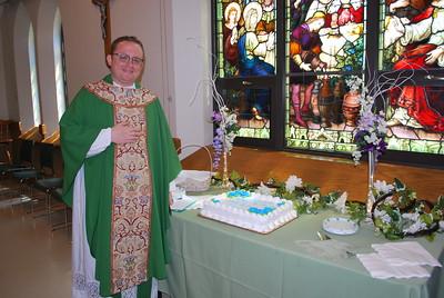 Farewell Fr. Matthew MacDonald