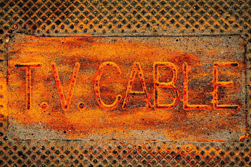TV Cable, Campbell, California, 2010