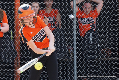 Jonesville vs Grass Lake JV Baseball & Softball