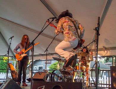 Set six: General Mojo's at the Beer Garden Festival Friday 2019